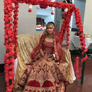 Bridal Makeup & Henna